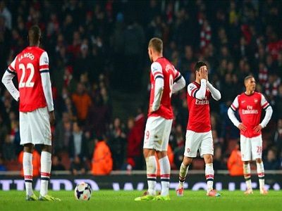 Arsenal Gagal Membungkam Swansea